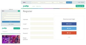 register screens